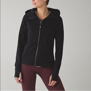 Lululemon Pleat to Street Jacket, Size 4, NWOT